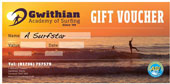Surfing Lesson Gift Voucher