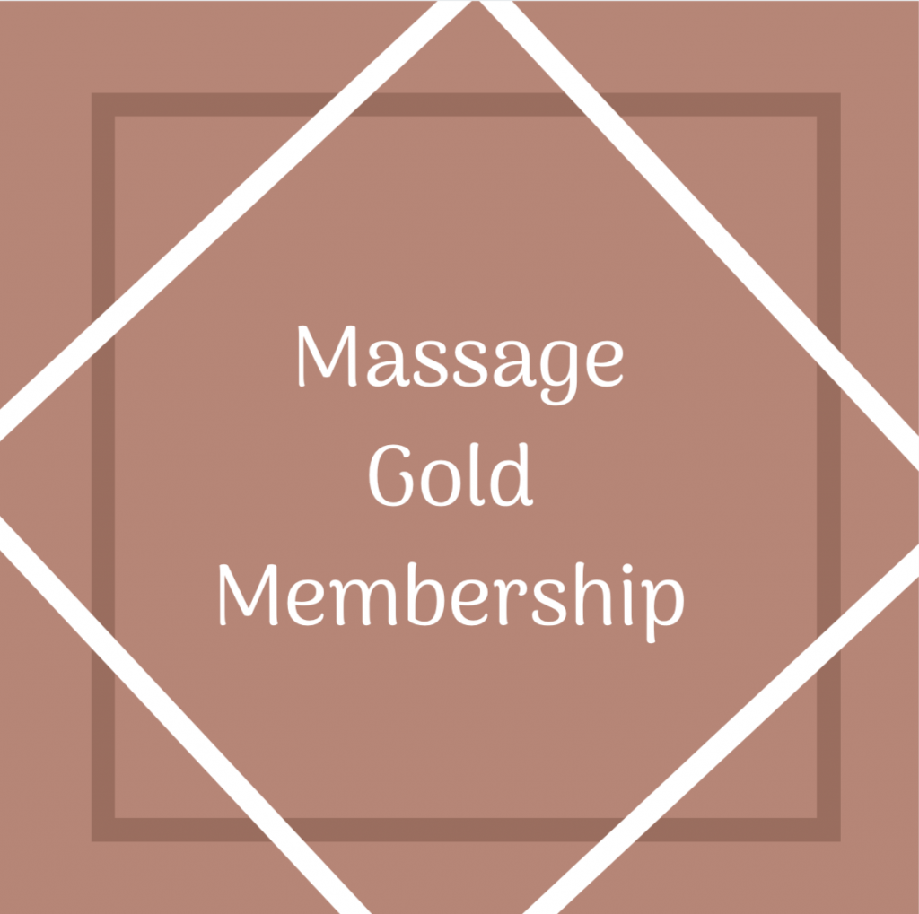 Massage Gold Membership