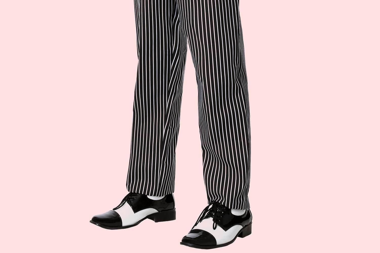 Le constat des chaussures bicolores ringardisées