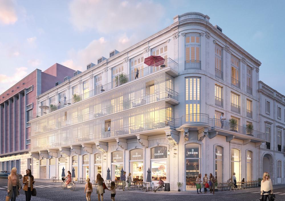 Lisbon Apartments for Sale - Odeon - Avenida Da Liberdade