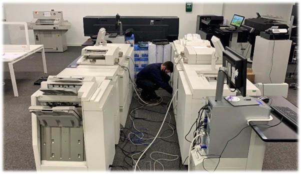 Tecserv: The Photocopier Relocation Specialists