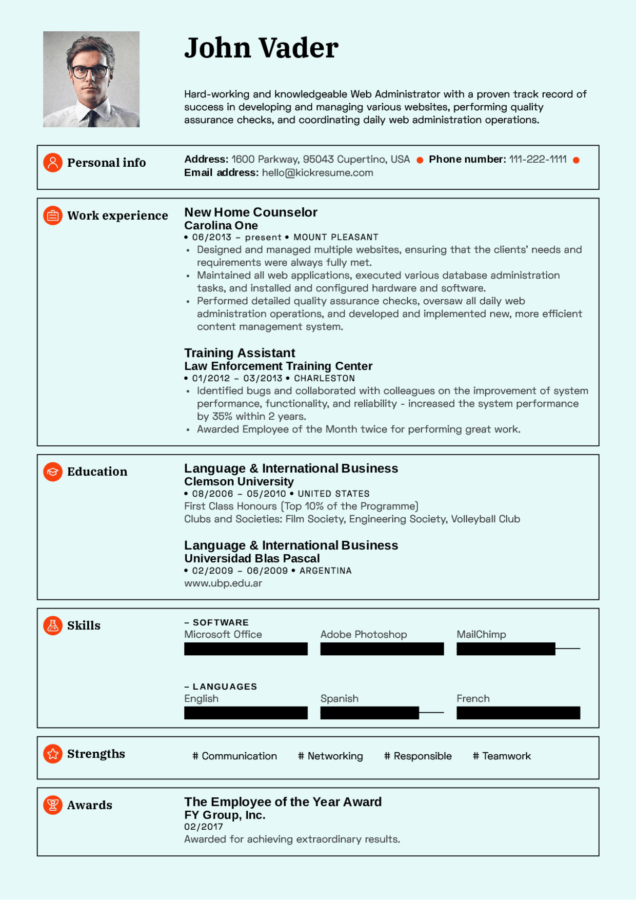 create beautiful resume and cover letter in minutes standard