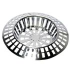 Securit S6822 Chrome Sink Strainer 45mm Pack Of 1