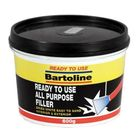 Bartoline 52720361 Ready To Use All Purpose Filler Interior And Exterior 1kg Tub