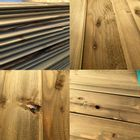 B Grade Treated 100mm x 16mm Redwood Shiplap Tanalised Timber T&G Cladding 350mts Boards