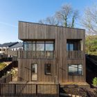 Old Look Pre-aged Siberian Larch Square Yorkshire Boarding/Cladding