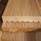 22mm Thick Grooved Siberian Larch Decking Boards