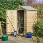 Oxford Windowless Shed 4x3