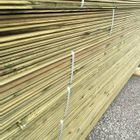125mm x 16mm Reject Tanalised Shiplap Timber T&G Cladding (70 x 4.5m Boards)