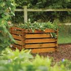 Budget Wooden Composter