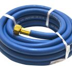 10MM 30M 3/8 FITTED BLUE HOSE