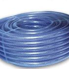 Clear braided hose condensate reinforced vinyl tubing PVC 3/8