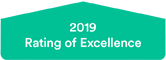 2019 Rating of Excellence