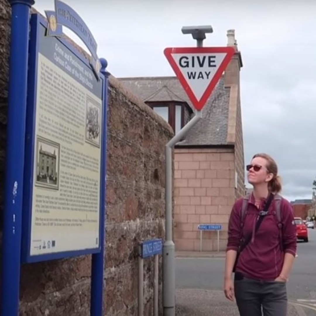 Watch our Peterhead Trail video by Kim Grant Photography