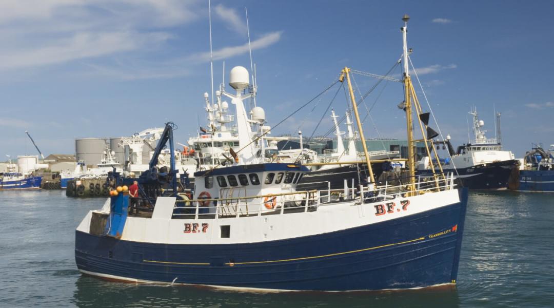 Image of Peterhead Harbour