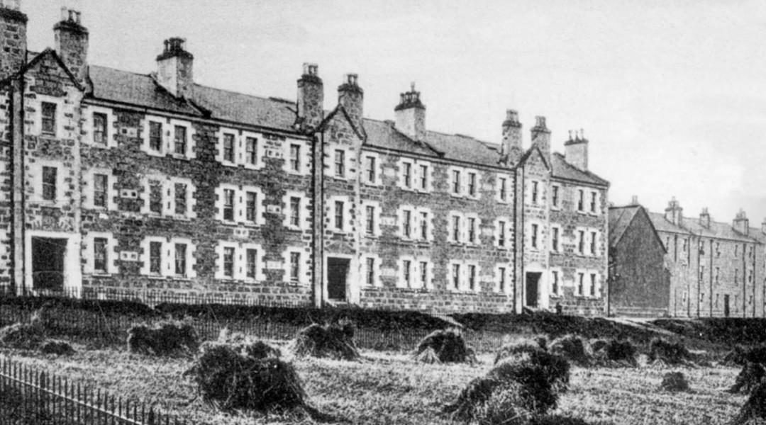 Image of 18 & 36 Quarters, Peterhead Prison