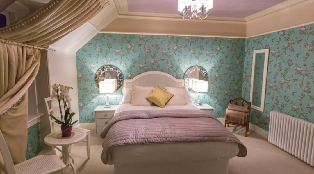 Image of the Oriental Room at the Trinity Boutique B&B
