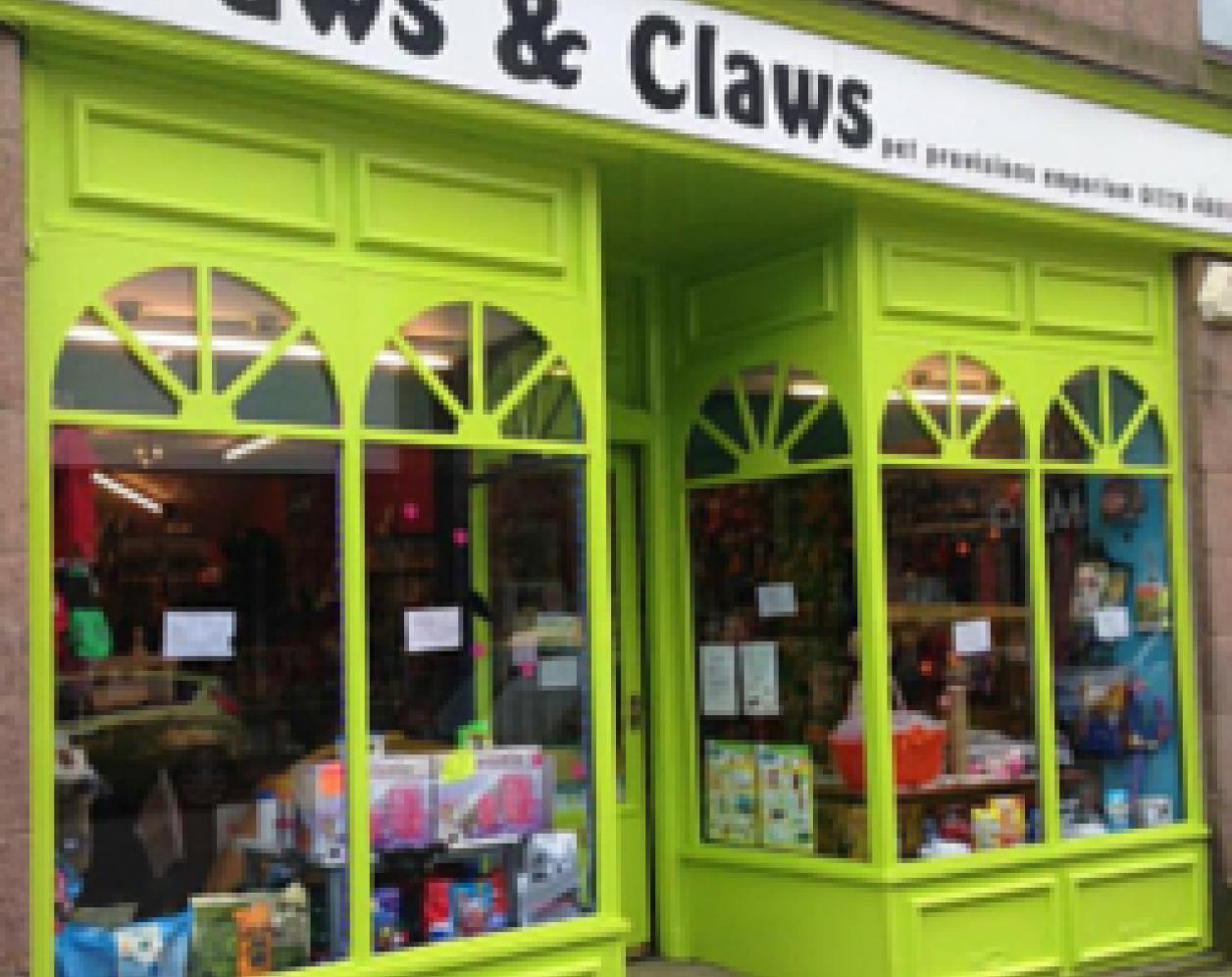 Paws & Claws Pet Emporium