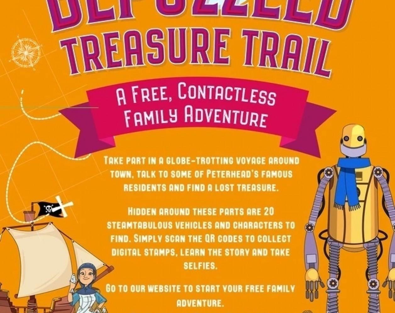 Peterhead Bepuzzled Treasure Trail