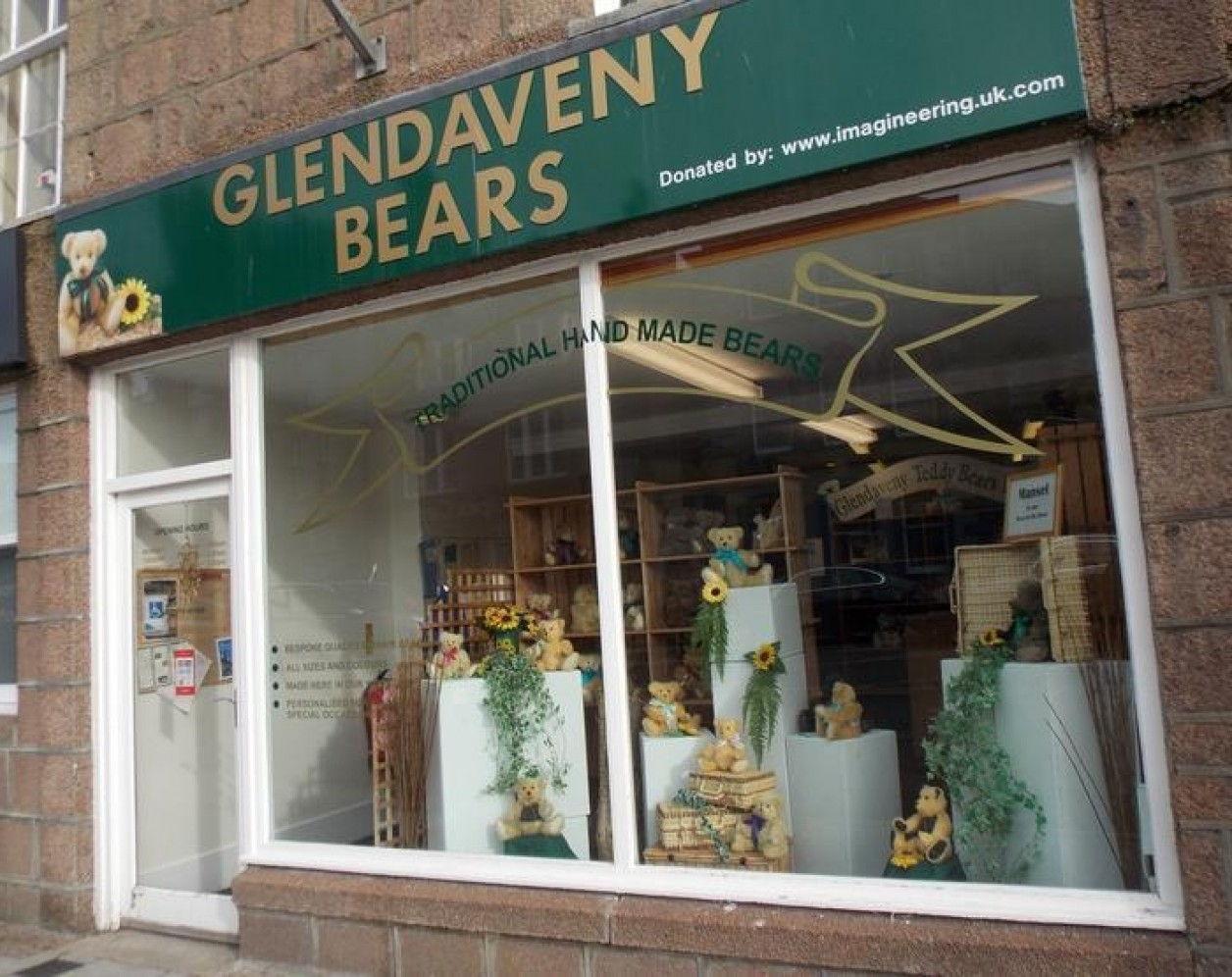 Glendaveny Teddy Bears
