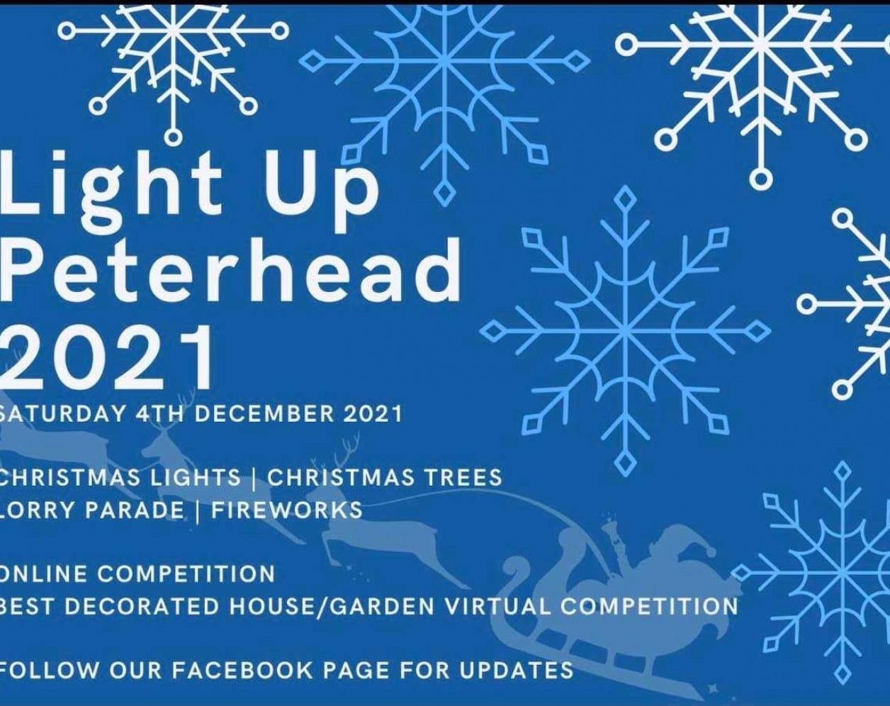 Light Up Peterhead