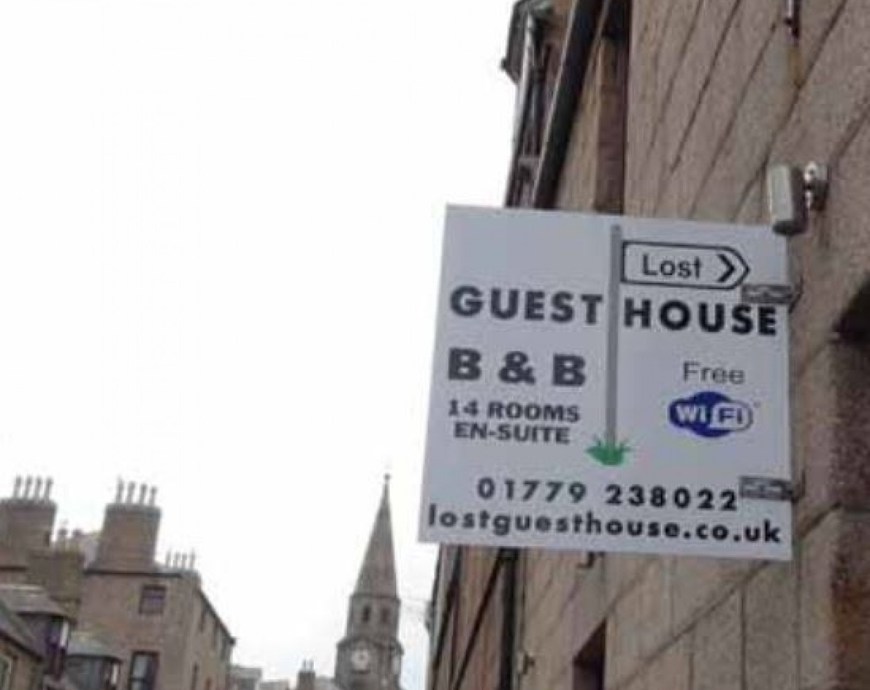 Lost Guest House