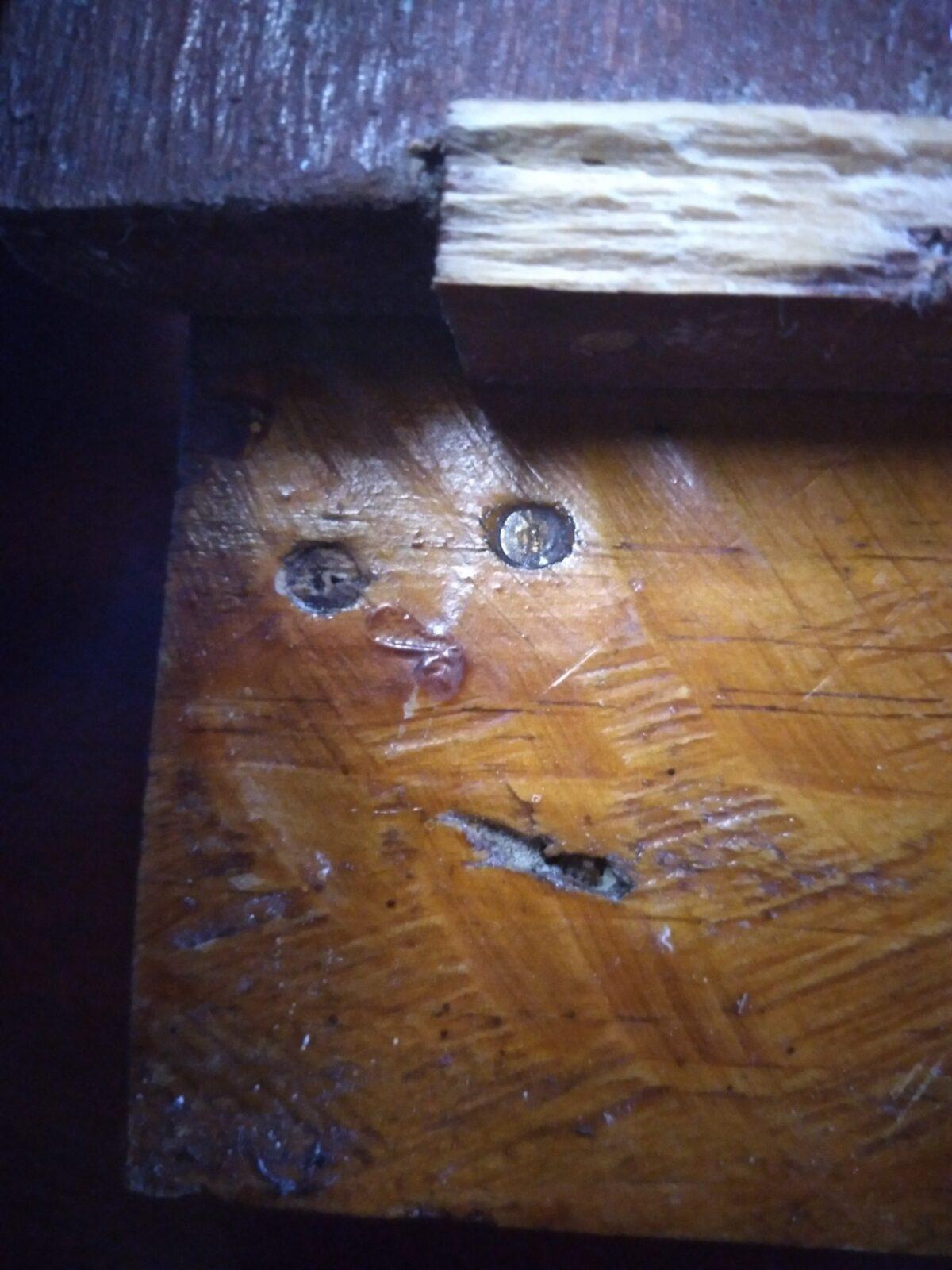 Nail & wood