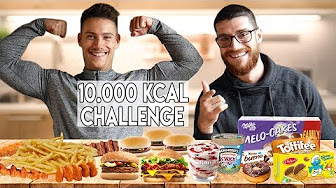 10,000 KCAL CHAL ...