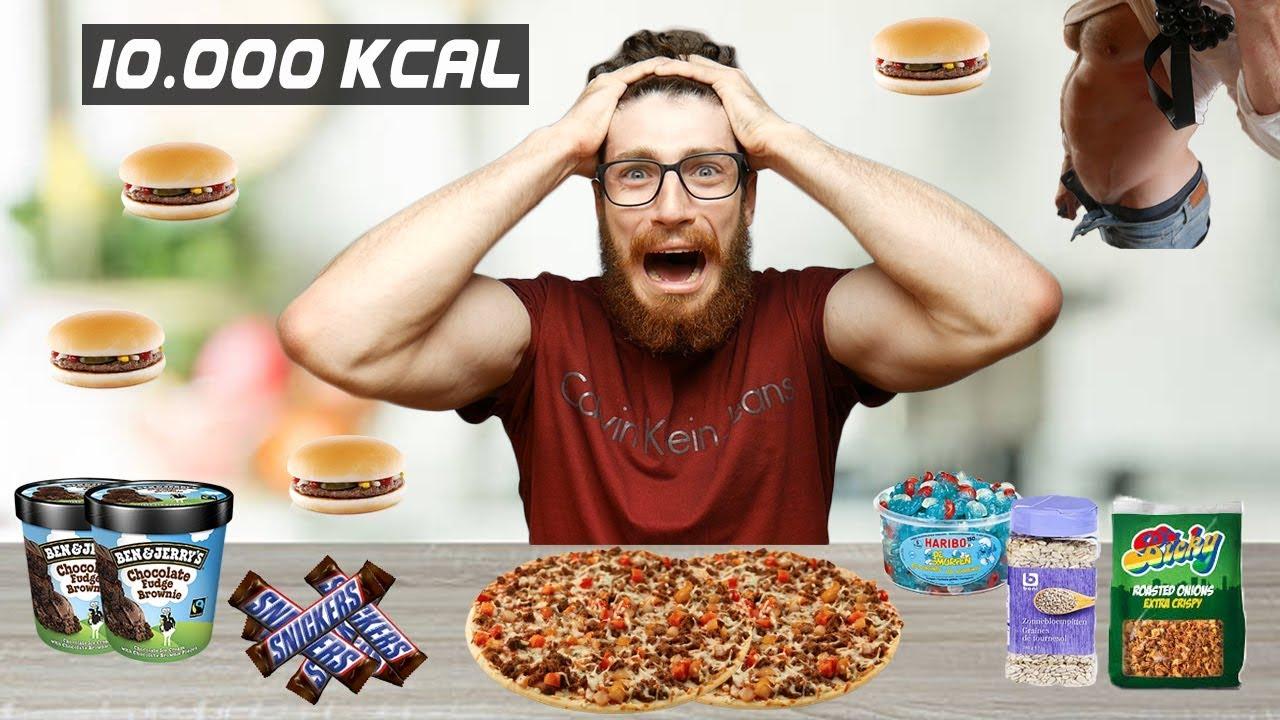 10 k calories in ...