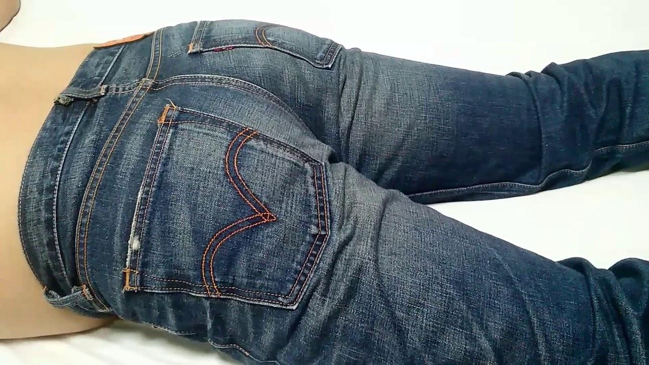 Fart in jeans 4 ...