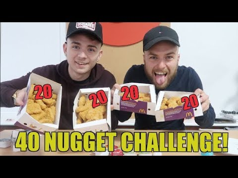 INSANE 40 NUGGET ...