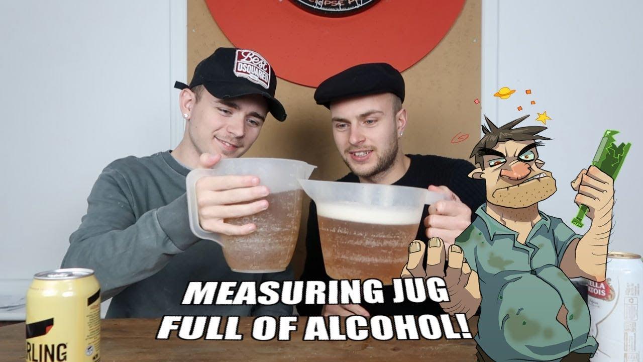 Measuring jug fu ...
