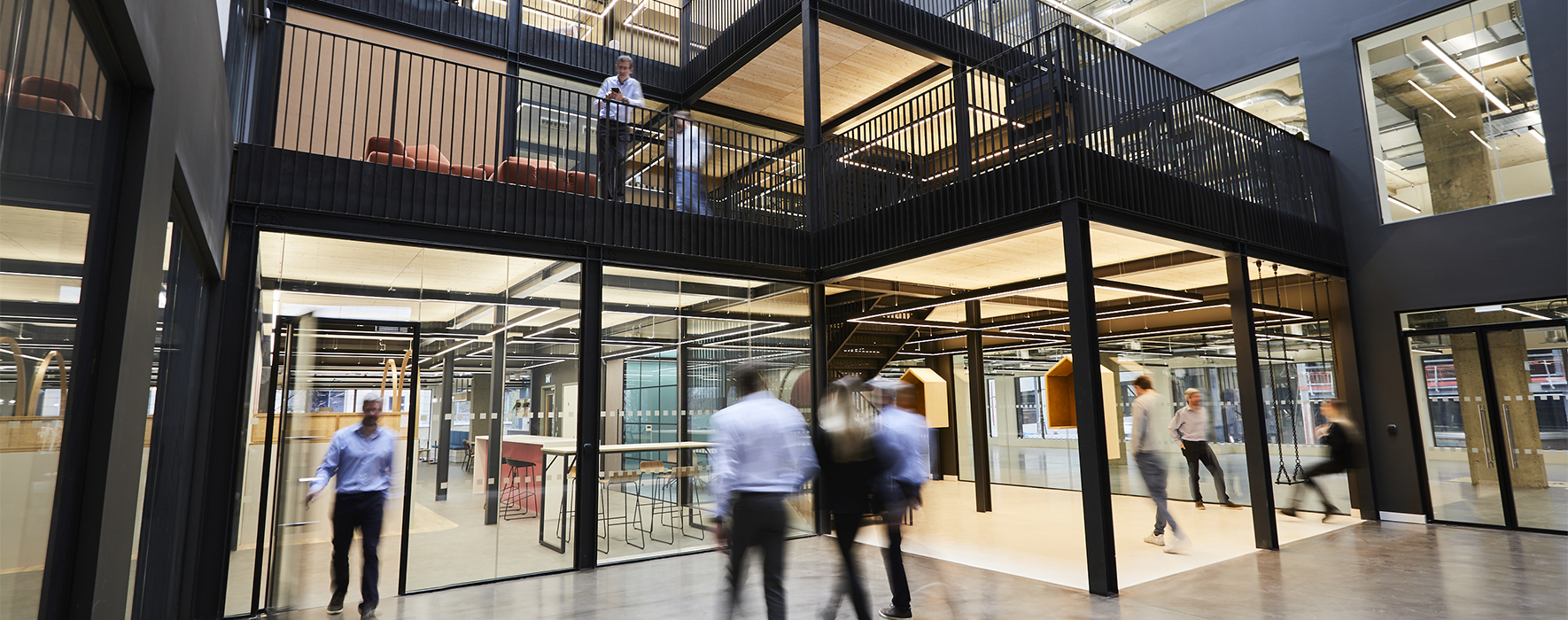How remote working is changing workplace design