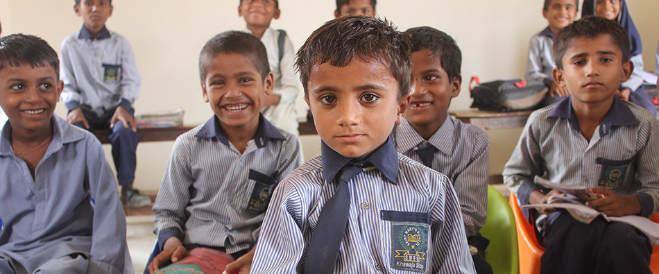 ThirdWay Trust & Wikborg Rein fund classroom builds in Pakistan