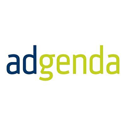 Adgenda Space & Time logo