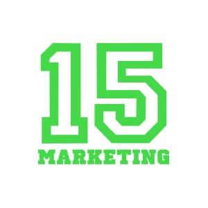 15 Marketing logo