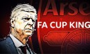 Arsene Wenger: Big games and great goals from the Arsenal manager's seven FA Cup wins