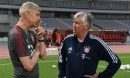 Carlo Ancelotti refuses to rule out replacing Arsene Wenger as next Arsenal manager