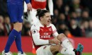 Hector Bellerin facing lengthy injury lay off as Arsenal await scans for cruciate ligament damage