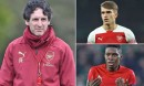 Arsenal monitoring three players amid new twist in Denis Suarez transfer saga