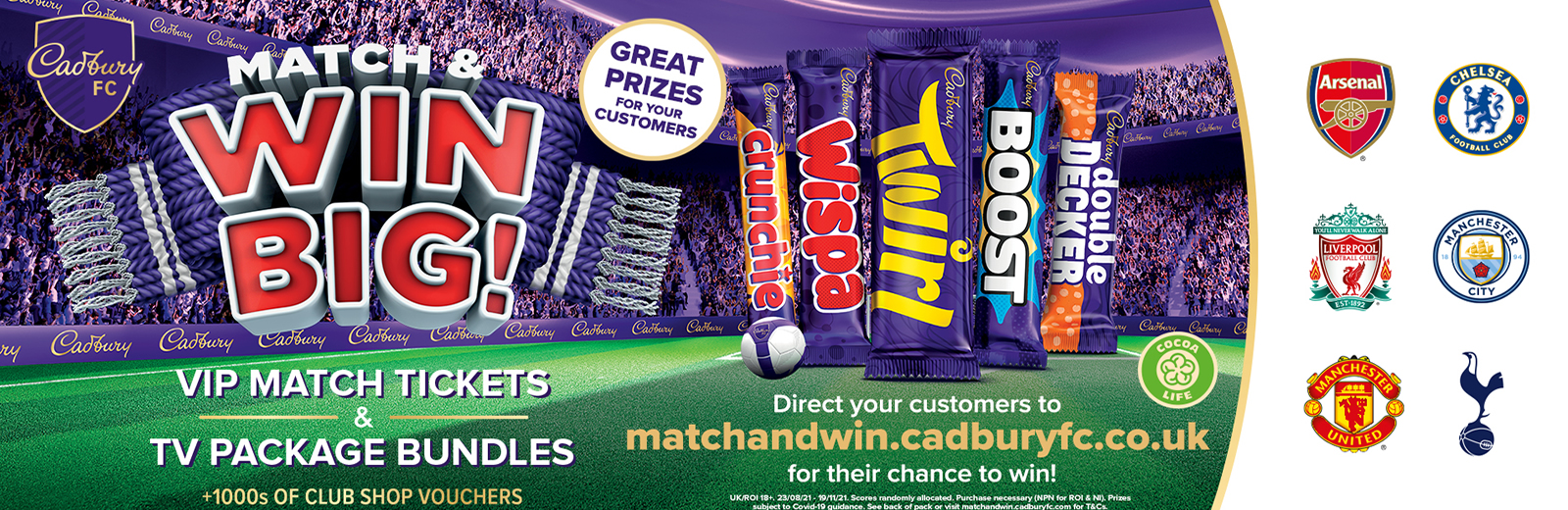 6468698 Match & Win Buying Groups Digital & Print Adverts_WEB BANNERS_SINGLES V2-Twitter Image - 1200 x 675px