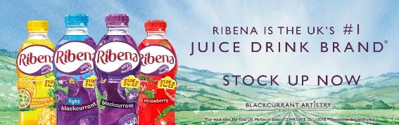 Lucozade Ribena  Suntory Ltd [TRADING]