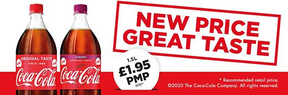 Coca Cola European Partners GB Ltd  [TRADING]