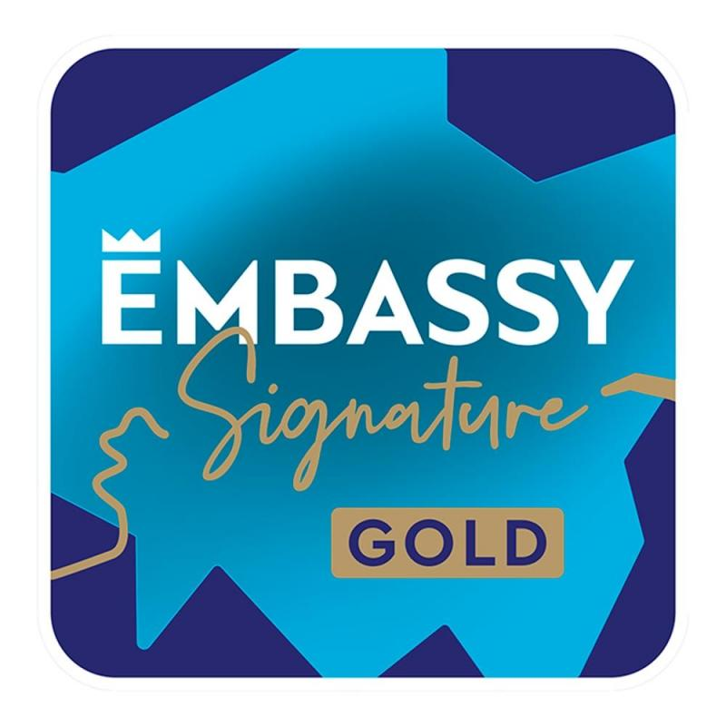 Embassy Signature Gold  King Size