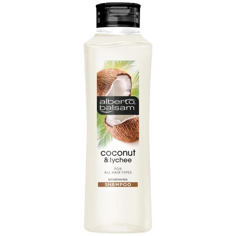 Alberto Balsam Coconut & Lychee Shampoo    PM  £1