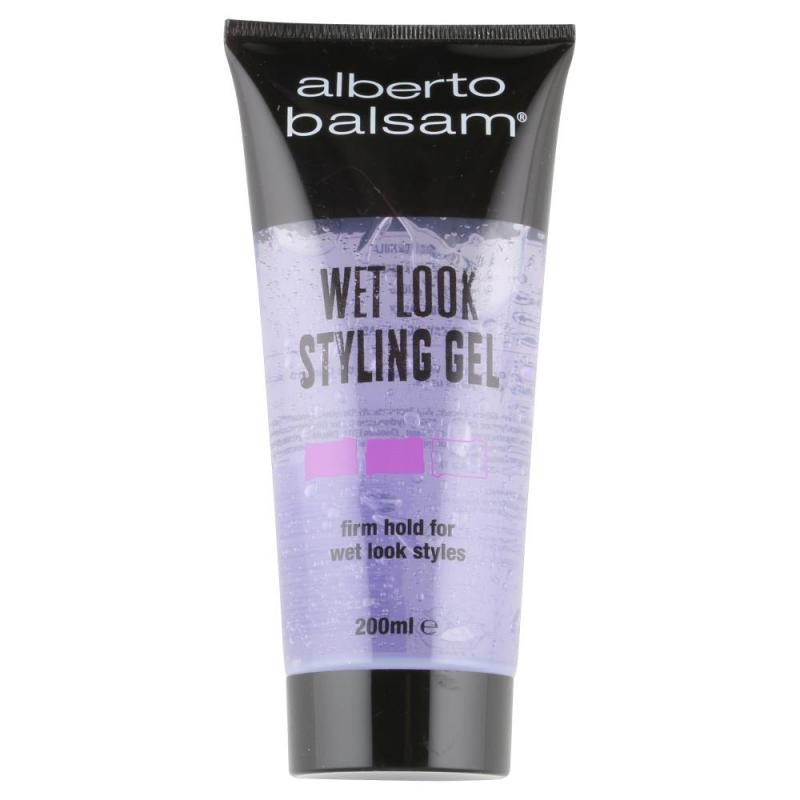 Alberto Balsam Wet Look Styling Gel