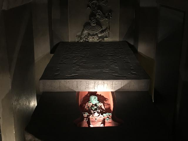 Tomb of Pakal