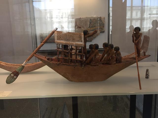 Barcos do Nilo
