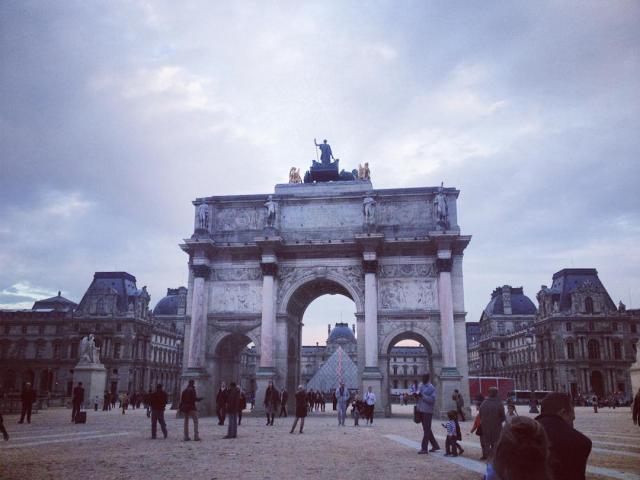 Arco di Trionfo del Carrousel