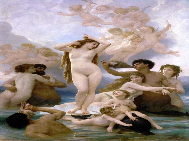 Naissance de Venus